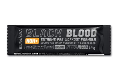 Black Blood NOX+ 19 g - biotech.shop.hu
