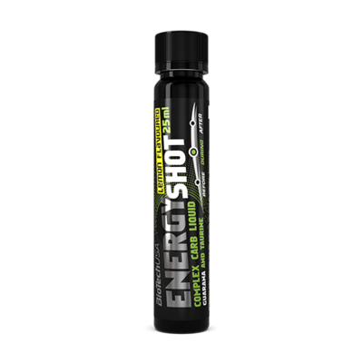 Energy Shot 25 ml - biotech.shop.hu