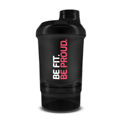 BioTechUSA For Her Wave + nano shaker 300 ml - biotech.shop.hu