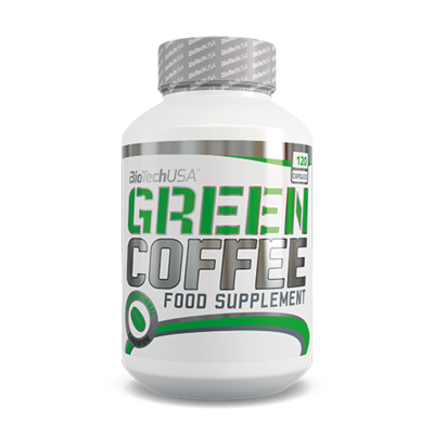 Green Coffe 120 kapszula - biotech.shop.hu