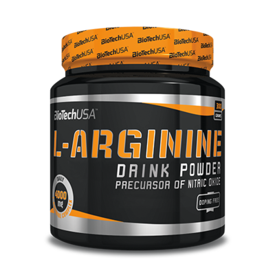 L - Arginine Powder 300 g - biotech.shop.hu