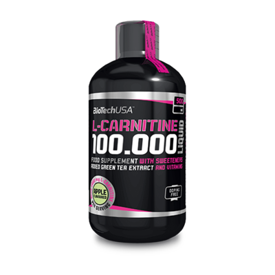 L - Carnitine 100.000 500 ml - biotech.shop.hu