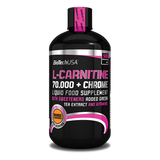 L - Carnitine 70.000 mg + Chrome 500 ml - biotech.shop.hu