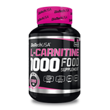 L - Carnitine 1000 mg 30 tabletta - biotech.shop.hu