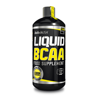 Liquid BCAA 1000 ml - biotech.shop.hu