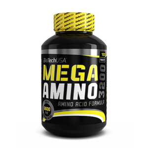 Mega Amino 3200 - 100 tabletta - biotech.shop.hu