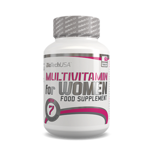 Multivitamin for Women 60 tabletta - biotech.shop.hu
