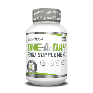 One - A - Day 100 tabletta - biotech.shop.hu