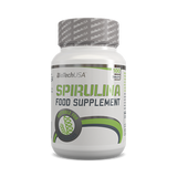 Spirulina 100 tabletta - biotech.shop.hu