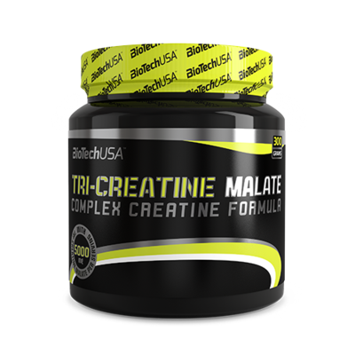 Tri Creatine Malate 300 g - biotech.shop.hu