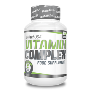 Vitamin Complex 60 tabletta - biotech.shop.hu