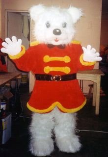 Bear Mascot Costume Adult Christmas Bear Costume For Sale