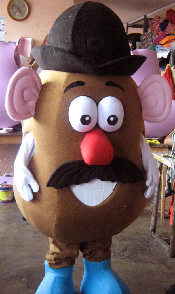 Mr Potato Head Mascot Costume Adult Costume
