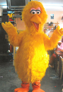 Big Bird Mascot Costume Adult Cartoon Costume For Sale
