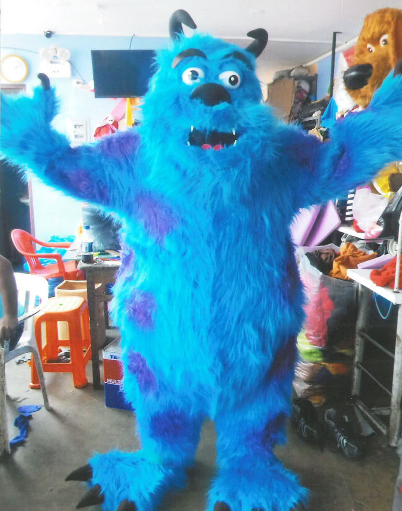 Monsters Inc Sully Mascot Costume Adult Costume & Monsters Inc Sully Mascot Costume Adult Costume u2013 MascotCostumes