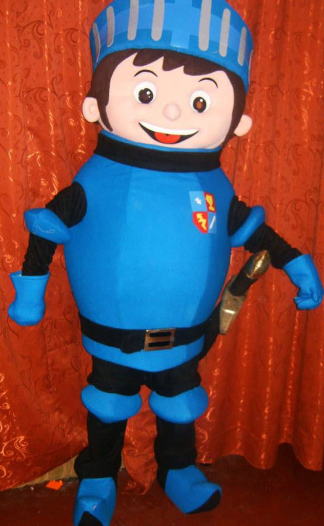 Mike the Knight Mascot Costume Adult Costume