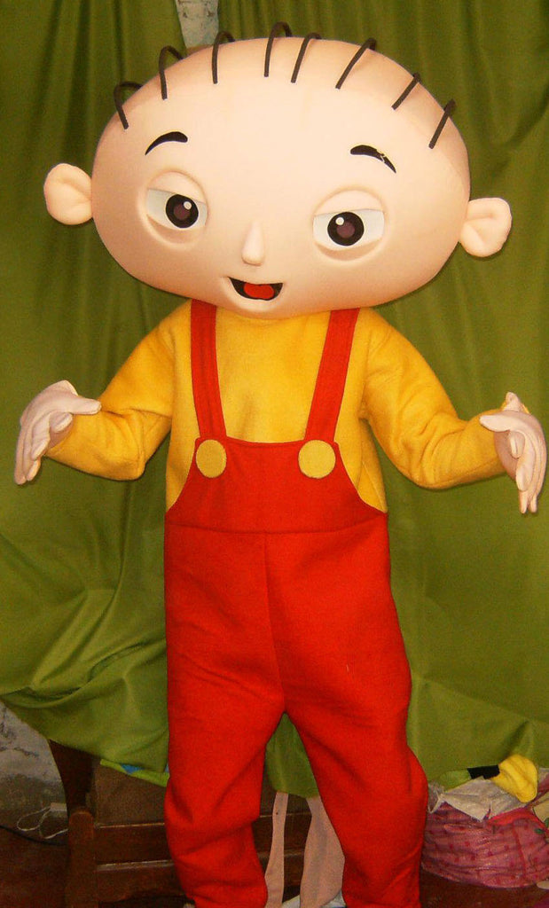 Stewie Mascot Costume Adult Family Guy Costume