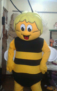 Maya the Bee Mascot Costume Adult Costume