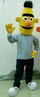 Bert Mascot Costume Adult Costume For Sale