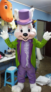 Bunny Mascot Costume Adult Easter Bunny Costume For Sale