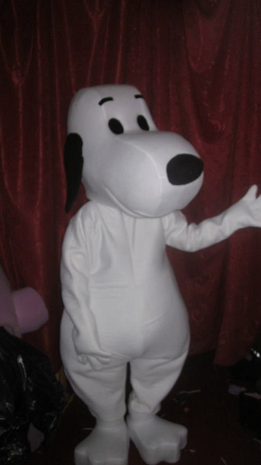 Snoopy Mascot Costume Adult Costume