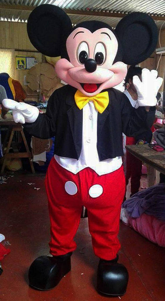 Mickey Mouse Mascot Costume Adult Costume