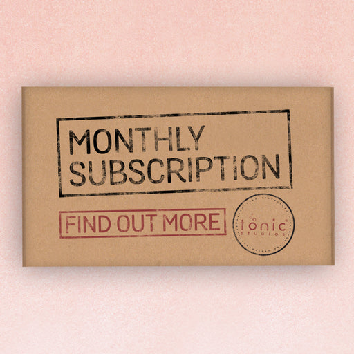 Tonic Craft Kit - Monthly Subscription