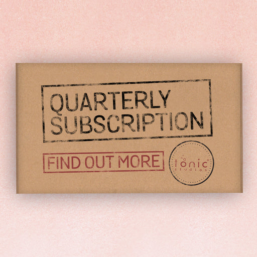 Tonic Craft Kit - Quarterly Subscription