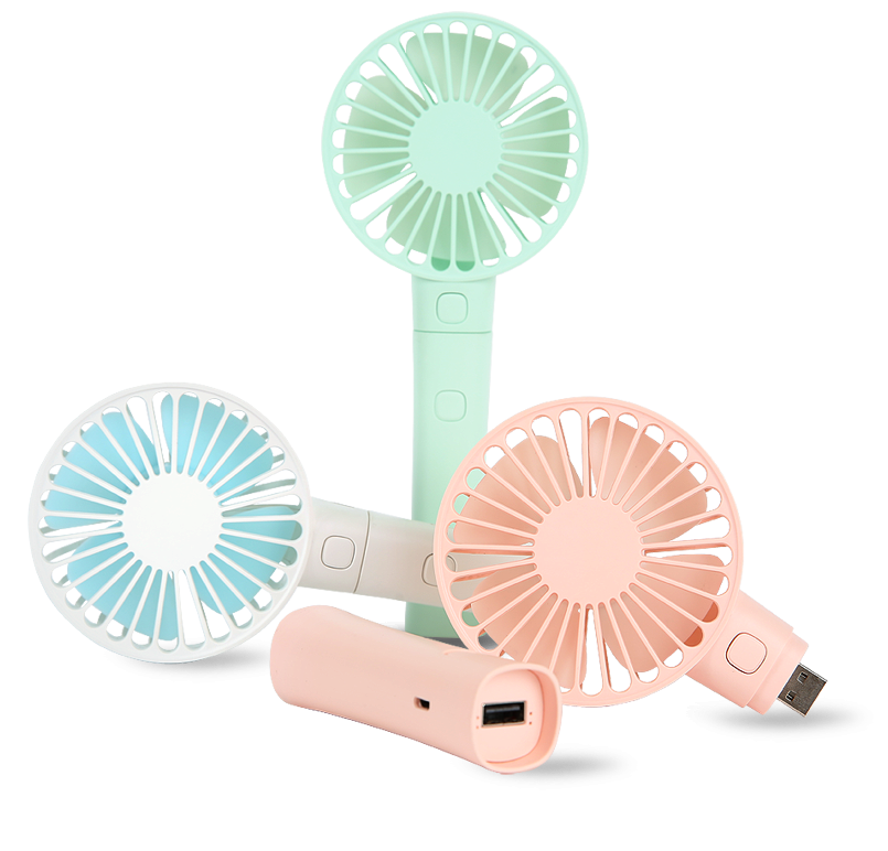 SMODO-157 SMODO USB POWER BANK MINI FAN