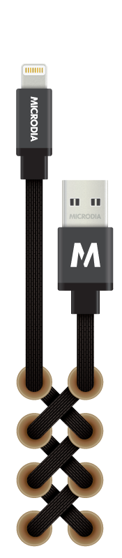 Fruitywire Shoelace USB to Lightning Cable