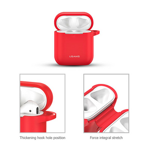 USAMS BH423 Silicone Protective Cover For Airpods