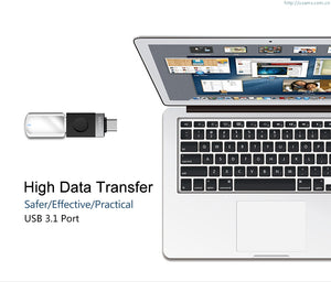 US-SJ072 Type-C to USB3.1 OTG Adapter