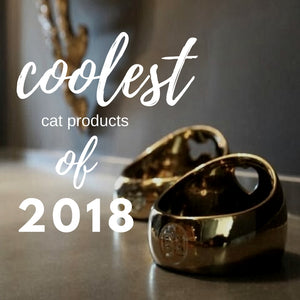 The coolest cat products of 2018