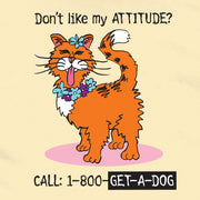 1-800-get-a-dog cat lovers tshirt