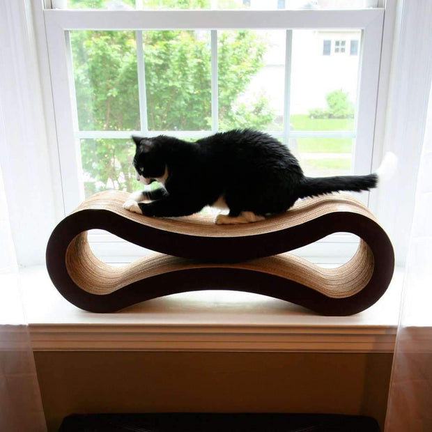 The Ultimate Cat Scratcher Lounge