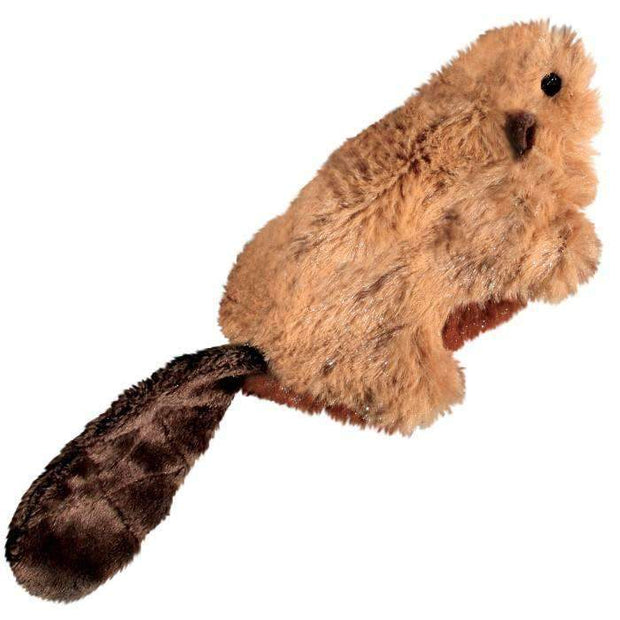 Kong Refillable Catnip Beaver Toy