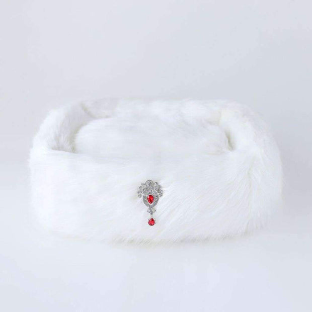 The Arctic Pet Bed In Ivory