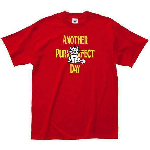 another purrfect day cat lovers tshirt