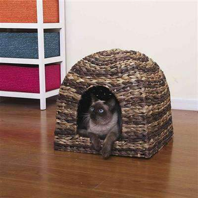 Banana Cabana Cat Bed