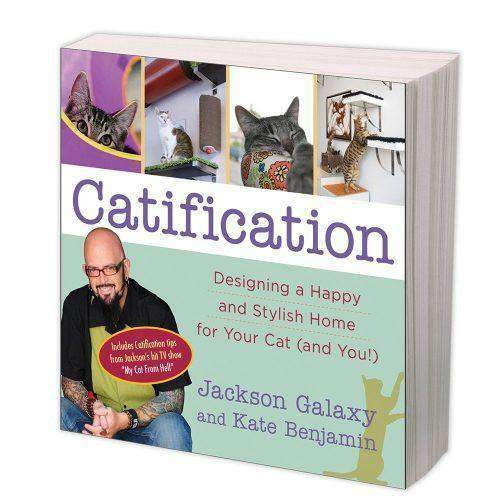 catification-designing a happy and stylish home for your cat (and you!) by Jackson Galaxy