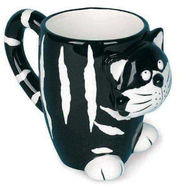 Chester the cat coffee mug
