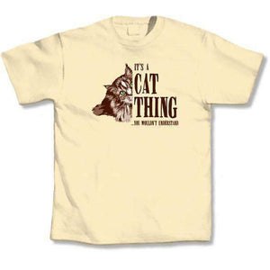 It's a cat thing cat lovers tshirt