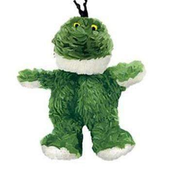Kong Refillable Catnip Frog Toy