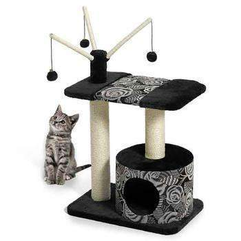 Midwest Feline Nuvo Carnival Cat Tower
