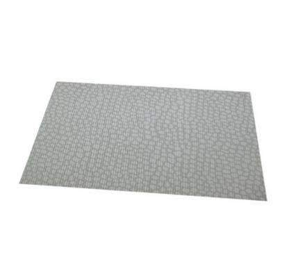 perfect litter mat in mushroom dots