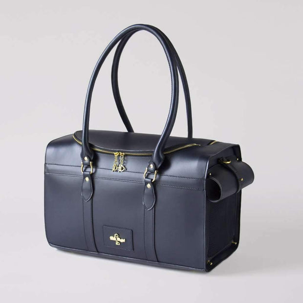 Grand Voyager Pet Carrier In Navy