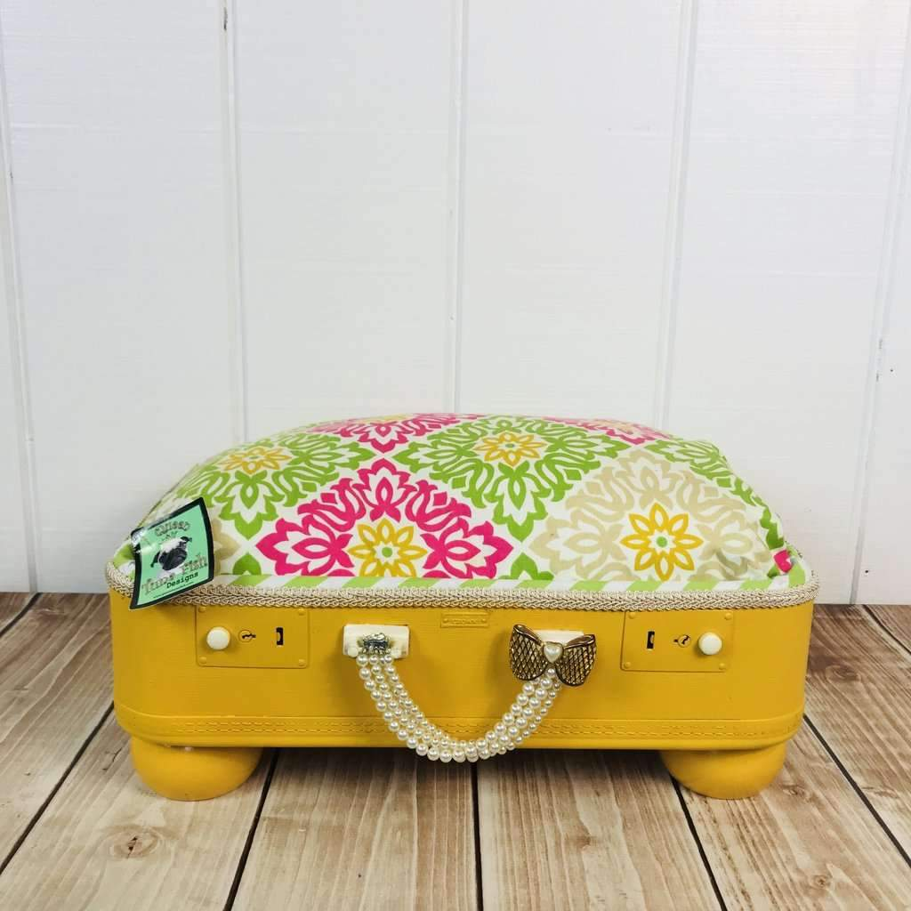 Sunshine Pet Suitcase Bed