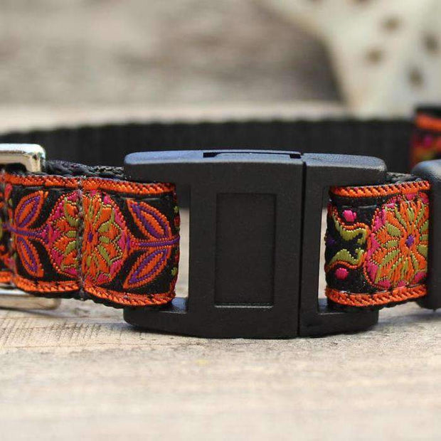 Venice Breakaway Safety Cat Collar