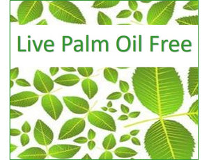 Live Palm Oil Free