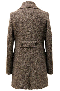 Women's Plus Wool Blend Tweed Walker